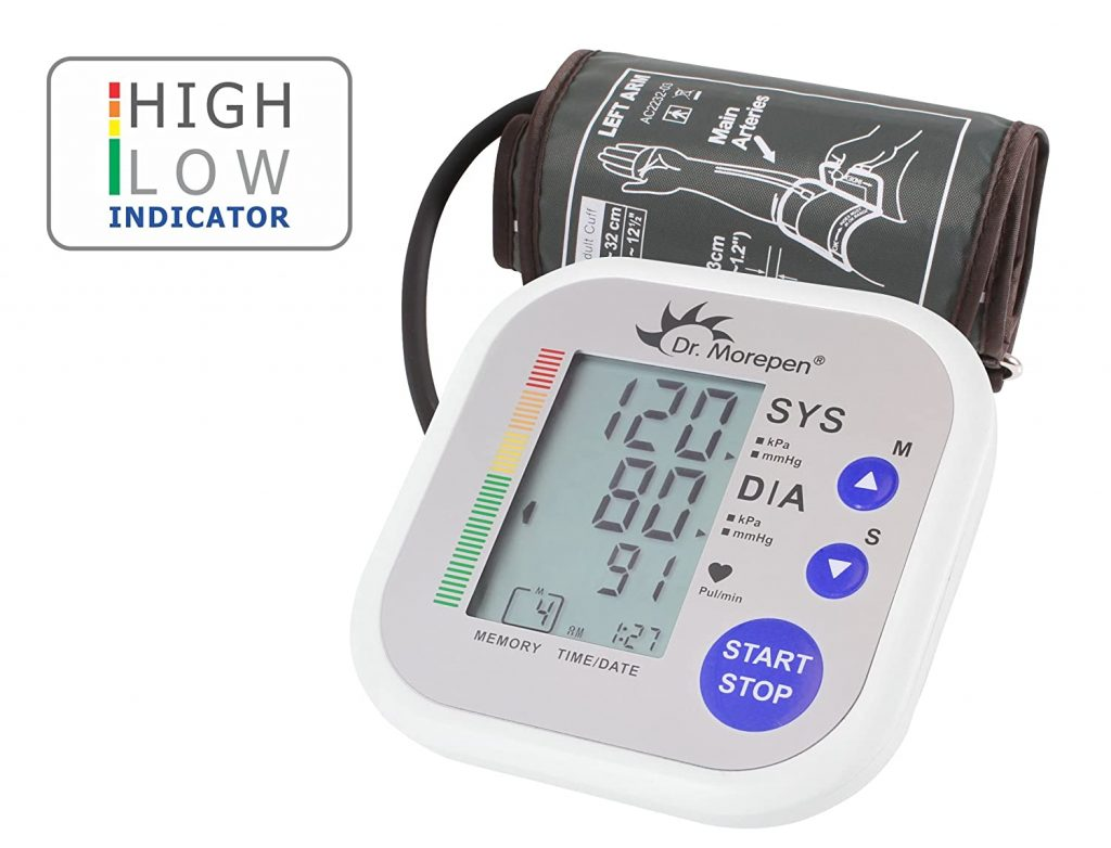 best BP Monitor in india